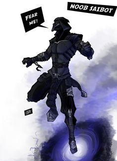 Noob Saibot- Mortal Kombat on Behance