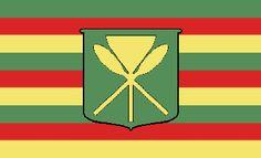 Native Hawaiian flag