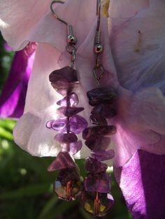 Buy me at https://www.etsy.com/listing/189070202/let-the-merlot-flow-dangle-earrings?ref=listing-shop-header-1