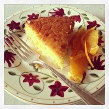Bolo de laranja e iogurte (sem manteiga) | Chucrute com Salsicha