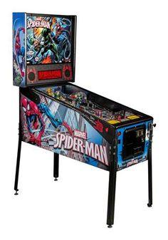 Stern Pinball fa rinascere Spider-Man: il nuovo flipper in versione Vault