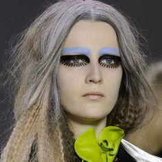 Maquiagem de Halloween: inspire-se nos desfiles internacionais