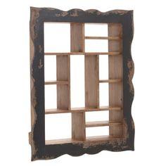 Wooden Wall Decorative Shelf