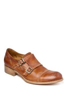 N.D.C. - Sunday Buckle monk shoe