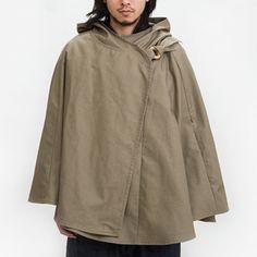 ボンチョ - bon. - 作務衣・甚平やオリジナルポンチョなど、本物の和ファッション・小物の販売