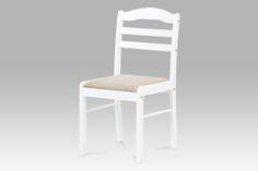 Stolička C-2002 WT, biela Dining Chairs, Furniture, Home Decor, Homemade Home Decor, Home Furnishings, Dining Chair, Interior Design, Home Interiors, Decoration Home