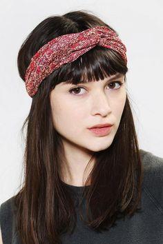 Prairie Floral Headwrap #urbanoutfitters
