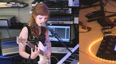 """Feel Good Inc"" - Gorillaz Live Looped Cover - Josie Charlwood - BOSS RC-30"