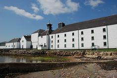 Laphroaig Distillery, Isle of Islay, Scotland