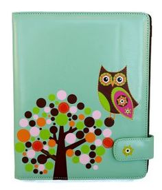 Owl iPad case. I need an iPad because of this case