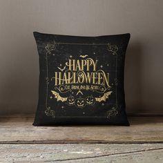 Décor dHalloween  Taie doreiller Halloween  par wfrancisdesign