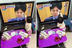 Baby Trying To Dry The Tears Of A Japanese Politician 5 Kids, Cool Kids, Baby Kids, Children, Innocent Child, Human Kindness, Faith In Humanity Restored, Cute Stories, Baby Deer