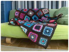 69 grannys Blanket, Bed, Crochet, Ceilings, Stream Bed, Crochet Crop Top, Chrochet, Rug, Blankets