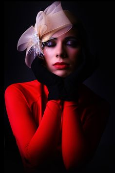 AÑOS 50 Rocío Olid - estilista / Fernando Mañas - fotógrafo