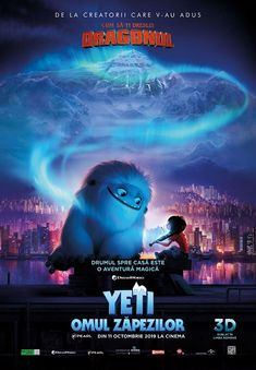Watch Abominable : Online Movies A Group Of Misfits Encounter A Young Yeti Named Everest, And They Set Off To Reunite The Magical Creature. Eddie Izzard, Movies To Watch, Good Movies, Vanellope Y Ralph, Everest, Streaming Hd, Zombieland, Universal Pictures, Movies 2019