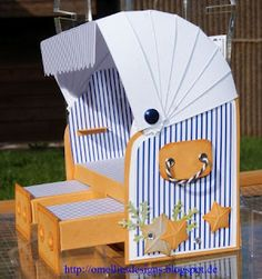 Omellie's Designs http://omelliesdesigns.blogspot.de/2012/09/strandkorb-beach-chair-zur.html