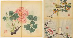 The earliest example of multicolor printing is now available for the public eye, digitally available through Cambridge University Library's Digital Library site. The 17th century book, Manual of Calligraphy and Painting (Shi zhu zhai shu hua pu), is so fragile that it was previously forbidd