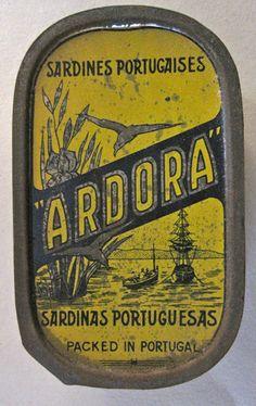 sardinhas ardora