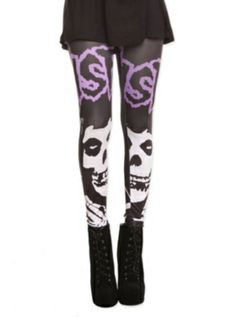 Misfits Fiend Leggings