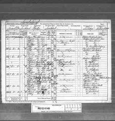 Knighton, Margaret A. (1856-1930) wife of husband of wife of uncle of wife of step great-uncle of 3rd great-uncle   1891 England Census Census & Electoral Rolls  Birth1856 - Easington Lane, Durham, England ChildrenWilliam Knighton NameMargret Knighton ResidenceMonkwearmouth Shore, Durham SpouseJames Knighton