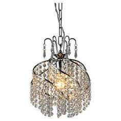 "Warehouse Of Tiffany Ceiling Lights - Silver (10 X 10 X 14"")"