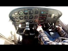 Every pilot learns the technique for a proper crosswind landing, but this skill requires more than knowing the proper control inputs. Flying Lessons, Pilot Training, Landing, Aircraft, Flaxseed, Pilots, Airplanes, Transportation, Youtube