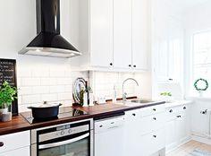 Un apartamento encantador sueco