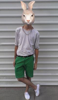 Bunny Face.