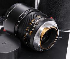 Leica M 2/75mm Apo-Summicron-M ASPH