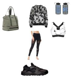 """""""Untitled #117"""" by ana-gabriela02 on Polyvore featuring River Island, adidas and NIKE"""