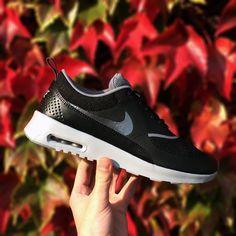 """Nike WMMS Air Max Thea """"Black/Cool Grey"""""""