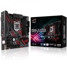 Asus STRIX B360-G GAMING Raptor ROG Gaming Board Acoustic Radar RGB Price: 298.20 & FREE Shipping