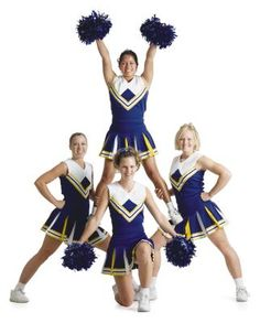 Cheerleading Routines For Beginners | LIVESTRONG.COM
