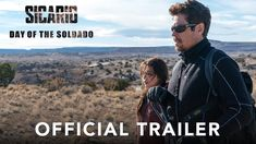 SICARIO, Day of the Soldado - Official Trailer (HD) - YouTube