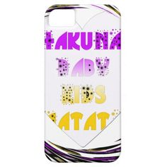 Baby White Hearts Hakuna #design  #colors #Retro #Hakuna #matata #Tradition #Lovely #Text #latest #gifts #Made by #Zazzle #Electronics #Cases #iPhone iPhoneSE/5/5S #Designed #by #AchempongMatata Baby Kids Design.