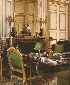 Hubert de Givenchy's Hôtel d'Orrouer in Paris