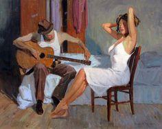 Eric Bowman About the Artist   Award winning painter Eric Bowman began his career as a c...