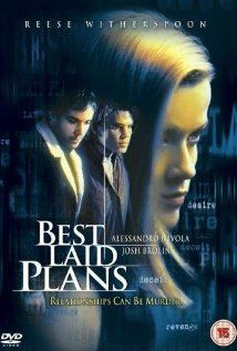 Best Laid Plans. This thriller has many twists and turns.