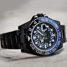Patek Philippe, Black Rolex, Rolex Gmt Master, Rolex Watches, Label, Accessories