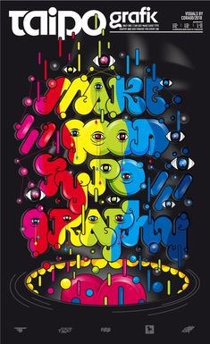 Posters by Michal Bialogrzywy, via Behance