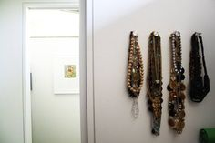 Decor in the Details: Displaying Jewelry
