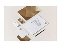 Branding | Roufimar Design Campaign, Behance, Personal Branding, Cards Against Humanity, Place Card Holders, Graphic Design, Personal Identity, Visual Communication