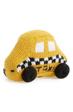 Stocking Stuffer \\ Taxi Cab Rattle