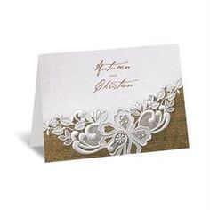 Easily personalized and shipped in a snap! Enjoy the look and feel of luxurious embossing for a great price. The Lacy Dream invitation is a great place to start. Burlap Backdrop, Create Wedding Invitations, Invitation Cards, Invites, Lace Design, Greeting Cards Handmade, Wedding Designs, Save The Date, Thank You Cards