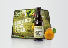 Monteith's Apple and pear cider packaging on Behance