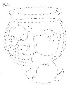 Simple tips to draw! - Easy Drawing - draw Drawing easy Simple tips Embroidery Cards, Embroidery Patterns, Card Patterns, Stitch Patterns, Charlie E Lola, Stitching On Paper, Fine Motor Activities For Kids, String Art Patterns, Sewing Cards