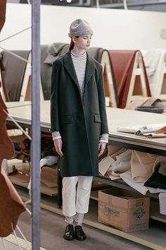 Norse Projects Introduces Womenswear for Autumn/Winter 2015 | HUH.