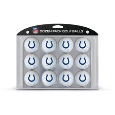 Team Golf Indianapolis Colts Golf Balls 12 Pack