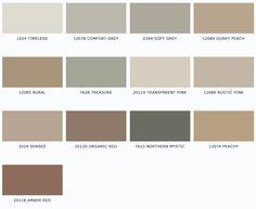 Rustic Color Palettes, Rustic Colors, Comfort Gray, Ikea Pax, Kitchen Paint Colors, Modern Rustic, Colorful Interiors, Home Deco, Color Inspiration