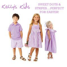 Easter is early in 2013.  Don't let it sneak up on you! http://www.kellyskids.com/jenniferlarkins